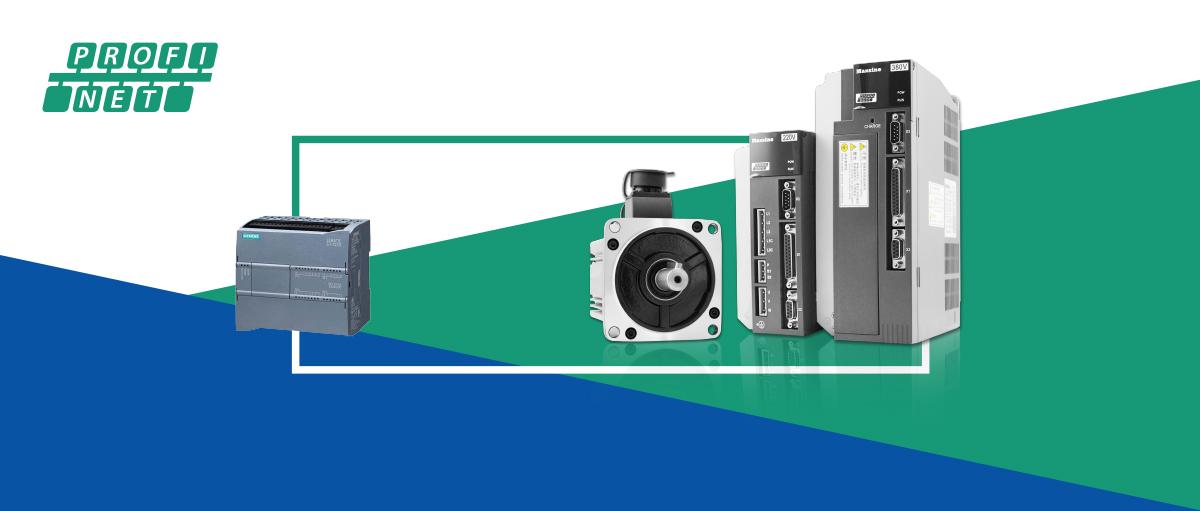EP3E PROFINET总线伺服助力柔性生产线